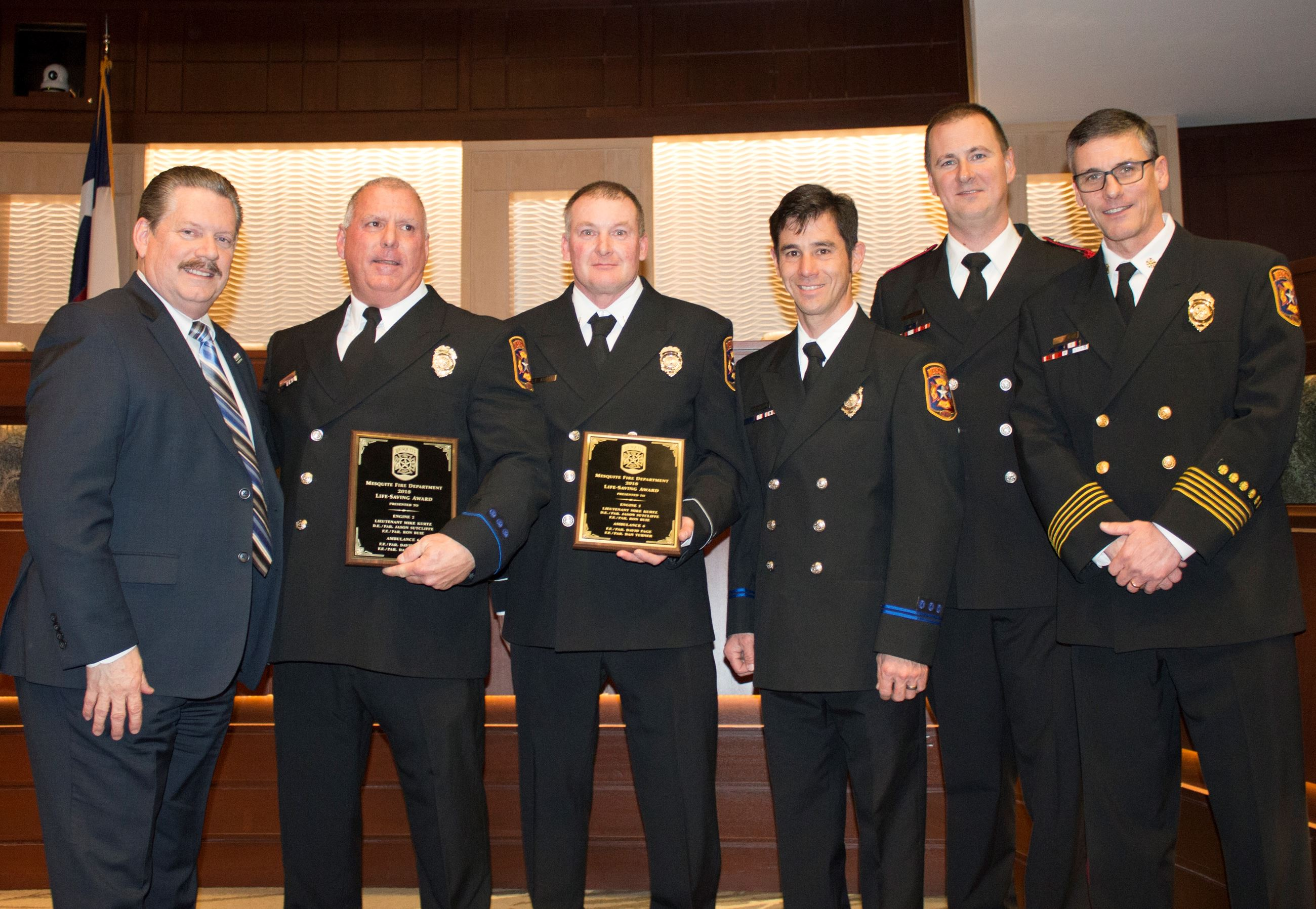 2018 Fire Awards LifeSaving 1 April 16 2017