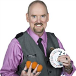 Magician Marty Westerman