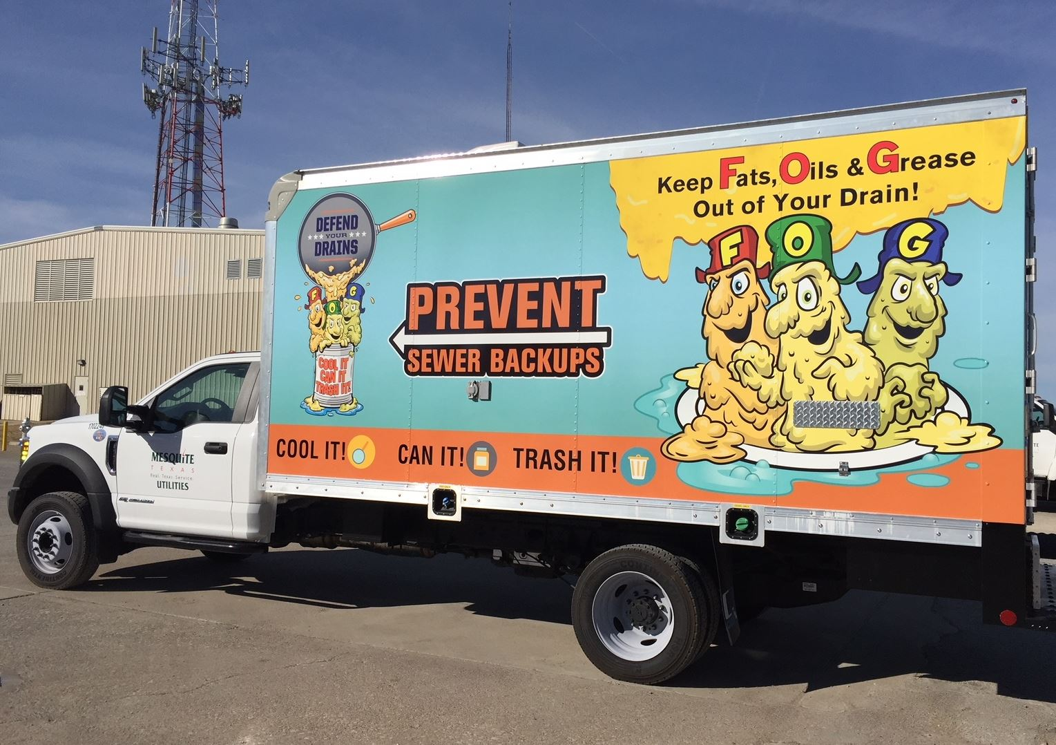 Prevent sewer backups final
