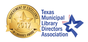Achievement of Excellence in Libraries Award