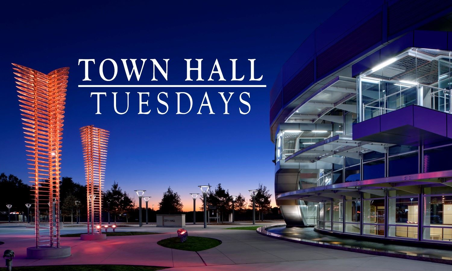 Town Hall Tuesdays