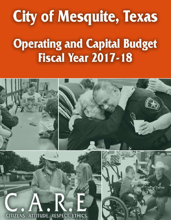 operating budget 2017-18