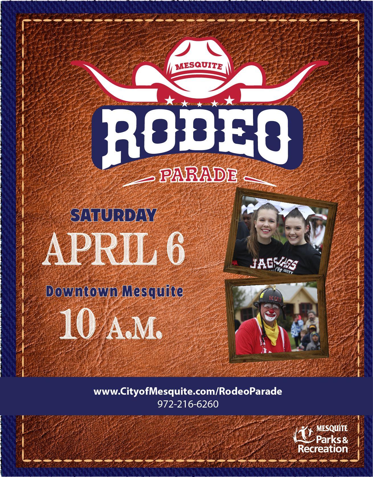Rodeo Parade 2019 Mesquite Tx Official Website