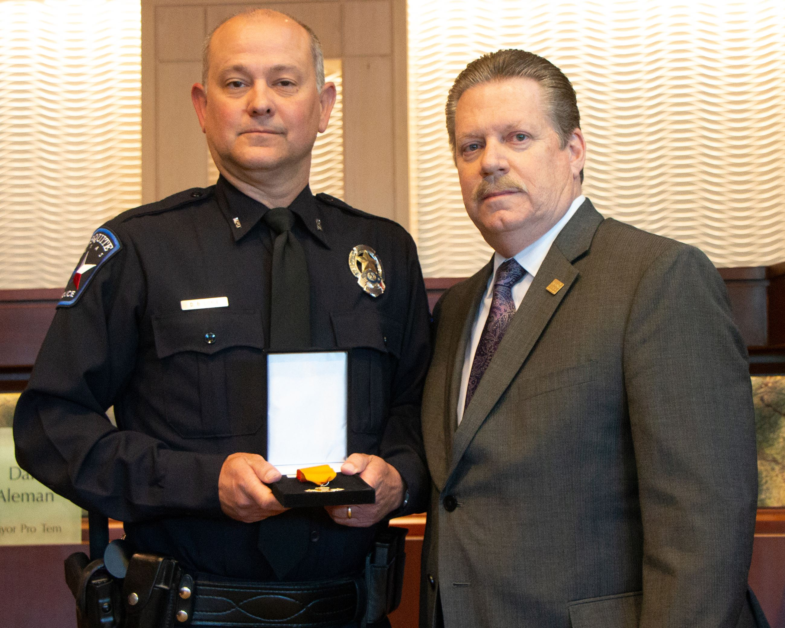 2019 Police Medal of Honor - Officer Douglas Coyle