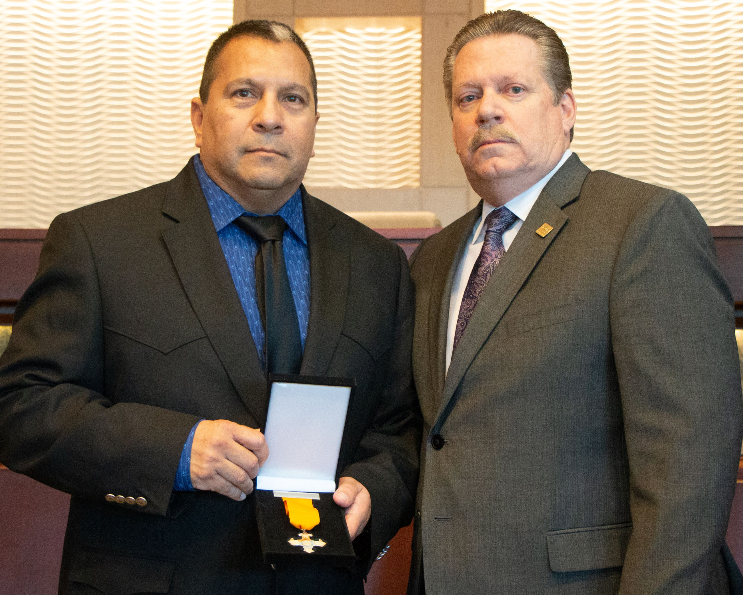 2019 Police Medal of Honor - Officer Scott Jimenez