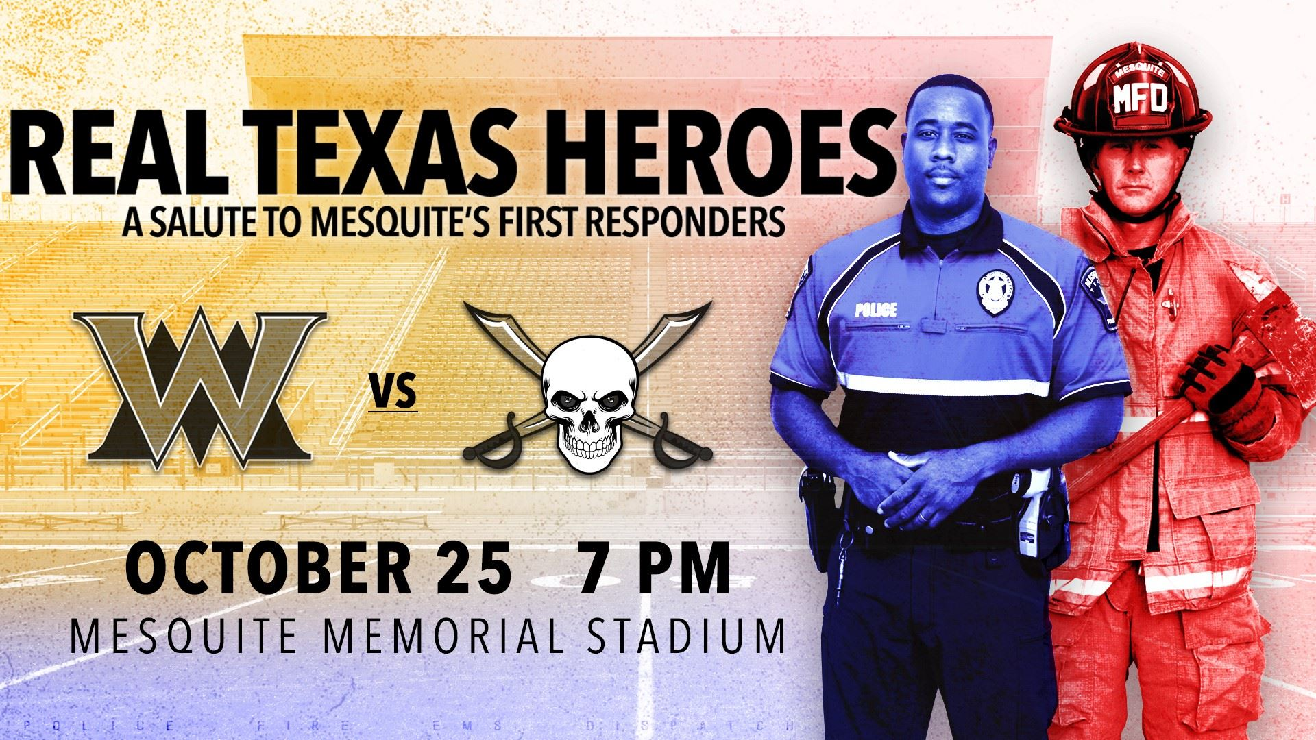 10-25-19 MISD First Responder Game