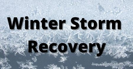 Winter Storm Recovery  tile