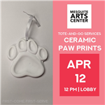 2021.04.12 Ceramic Paw Prints Instagram