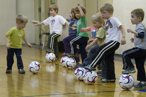 little rookies soccer