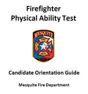MFD PAT Candidate Guide Cover