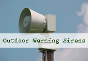 Siren - Outdoor Warning Sirens