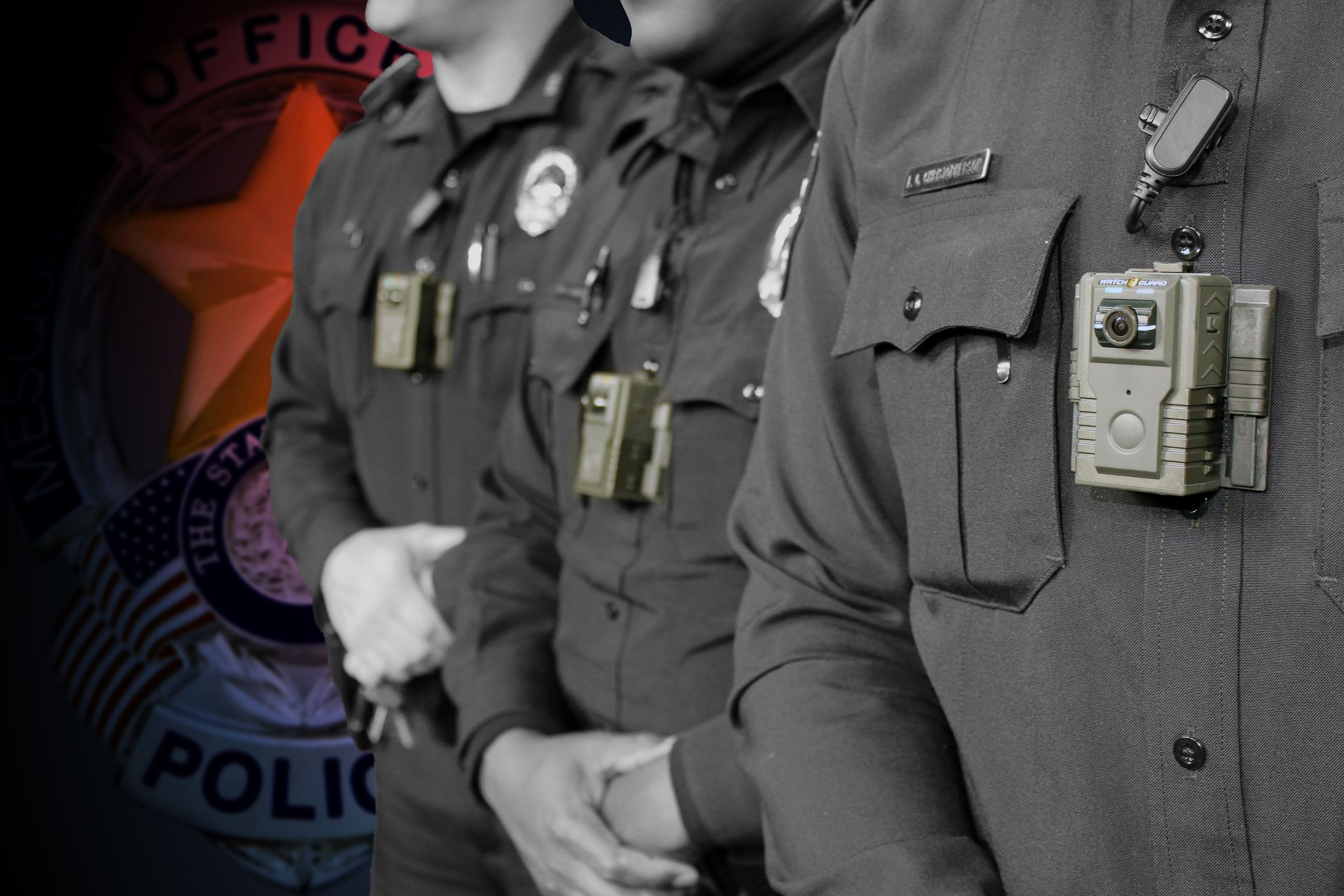 Body Cam Four Officers
