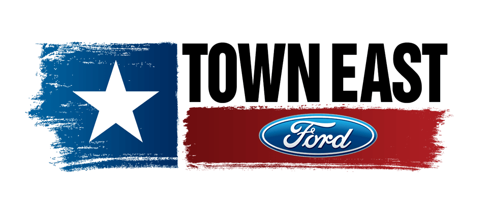 Town East Ford Logo