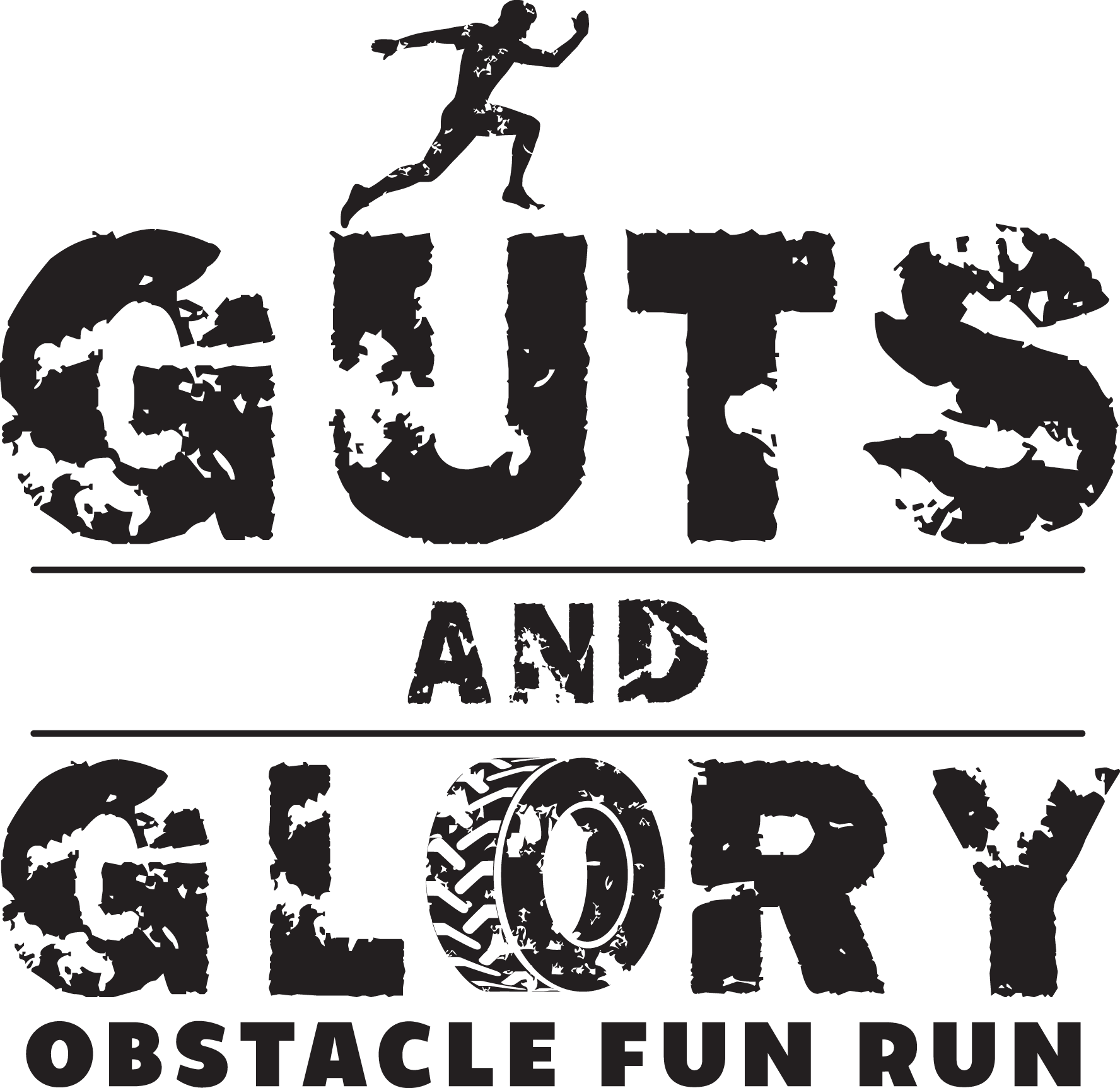 Guts and Glory Logo