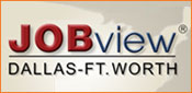 Job View Dallas Ft. Worth logo