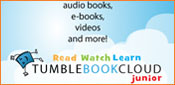 Audio books, e-books, videos and more! Read, Watch, Learn - Tumblebookcloud Junior