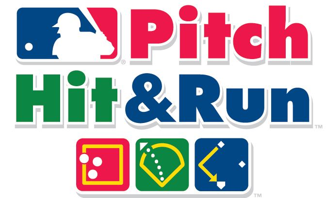 MLB Pitch Hit Run Logo