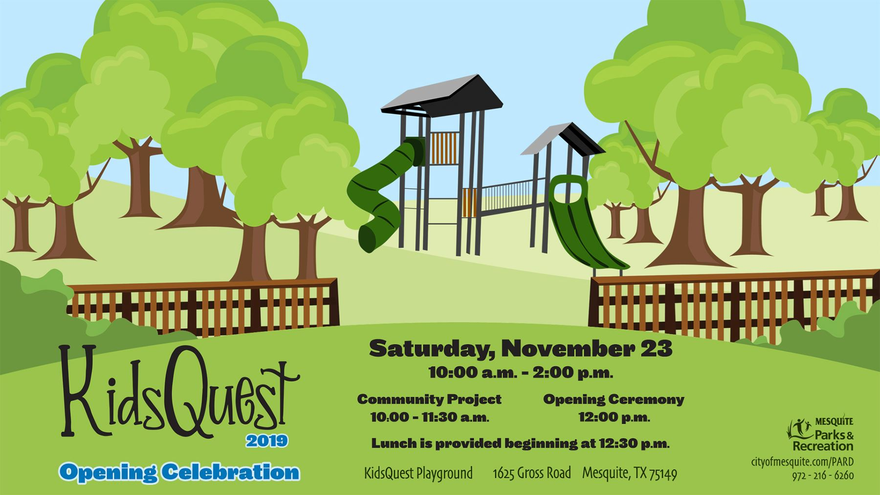 11-23-19 KidsQuest Opening Celebration