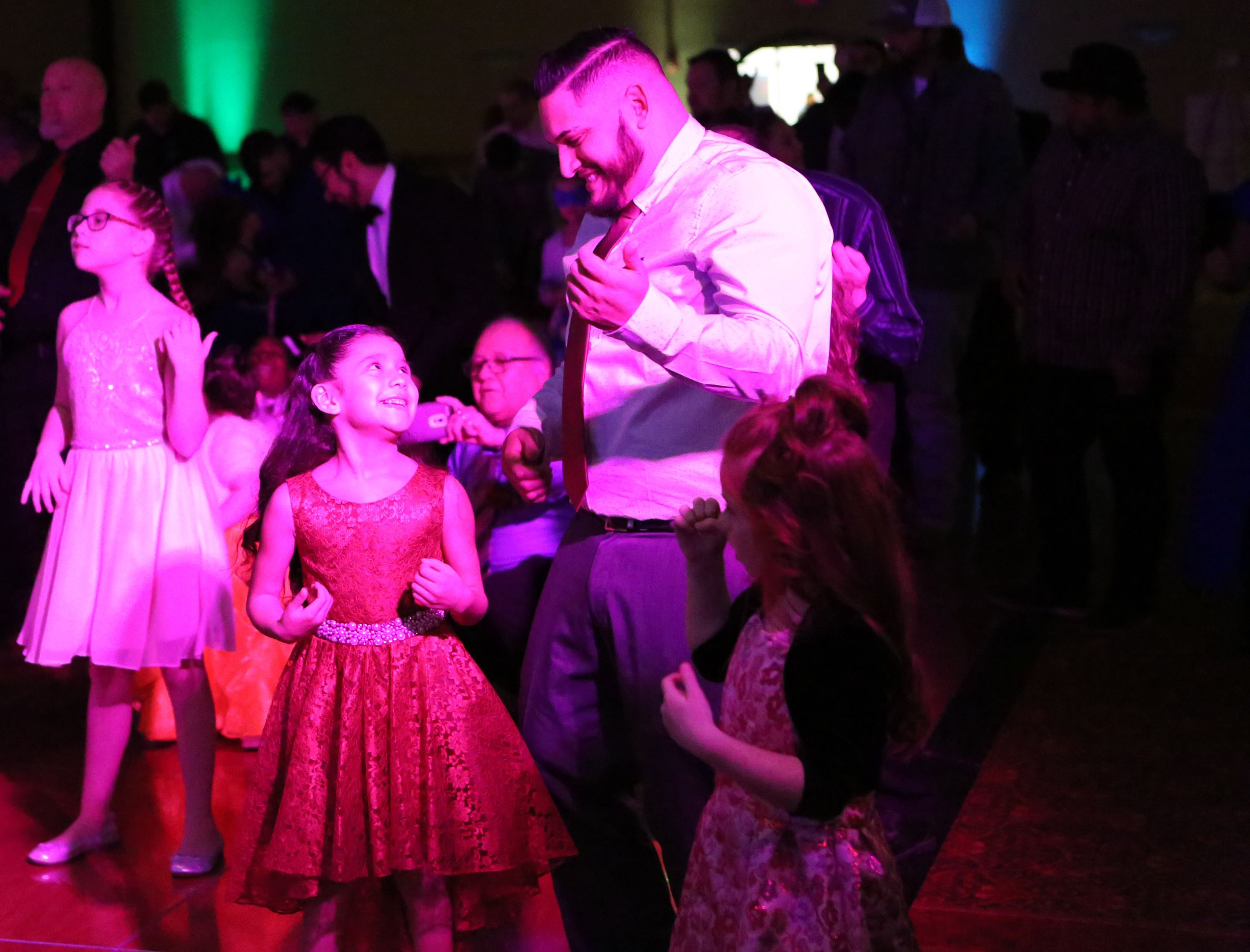 2019 Daddy Daughter dance