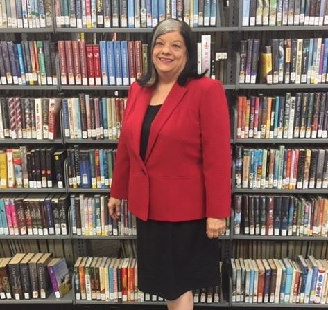 Virginia Mundt, Director of Library Services