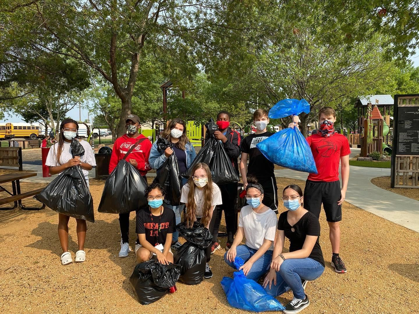 Trash Bash cleanup 2020