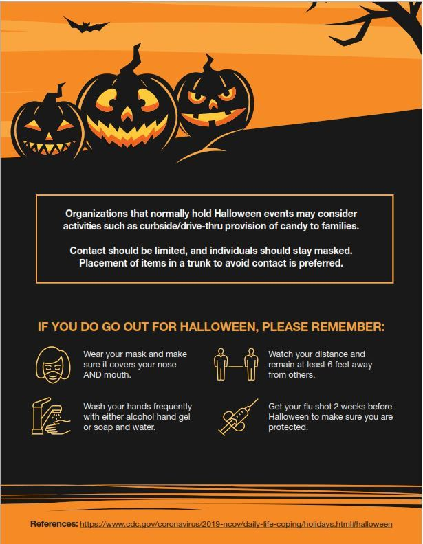 Halloween Guidelines Dallas County 4