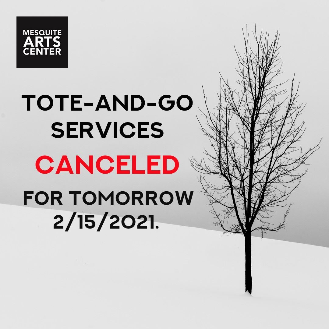 Tote and Go Canceled