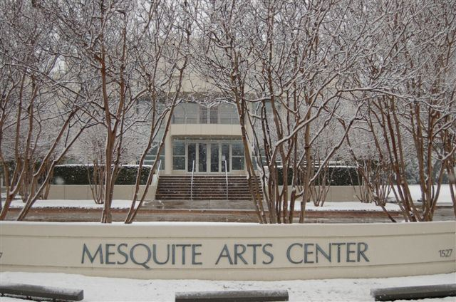 arts center snow day feb 11 2010