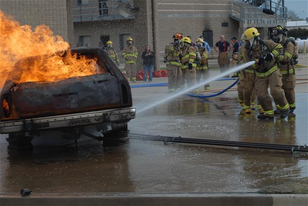 Are you interested in learning what it takes to be a firefighter?  Do you have what it takes?